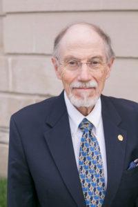 AIHP Secretary Robert Buerki