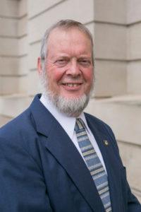 AIHP Treasurer Clarke Ridgway