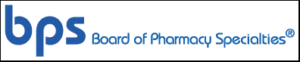 Board of Pharmacy Specialties logo