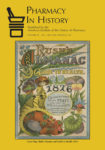 Cover of Pharmacy in History v. 58 no. 3-4