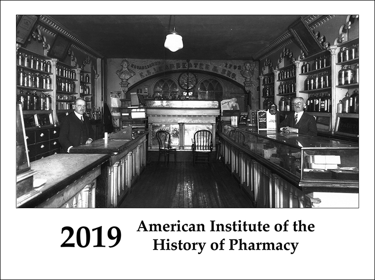 Cover Image of 2019 AIHP Calendar