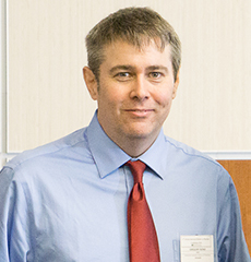 AIHP Assistant Director Gregory Bond