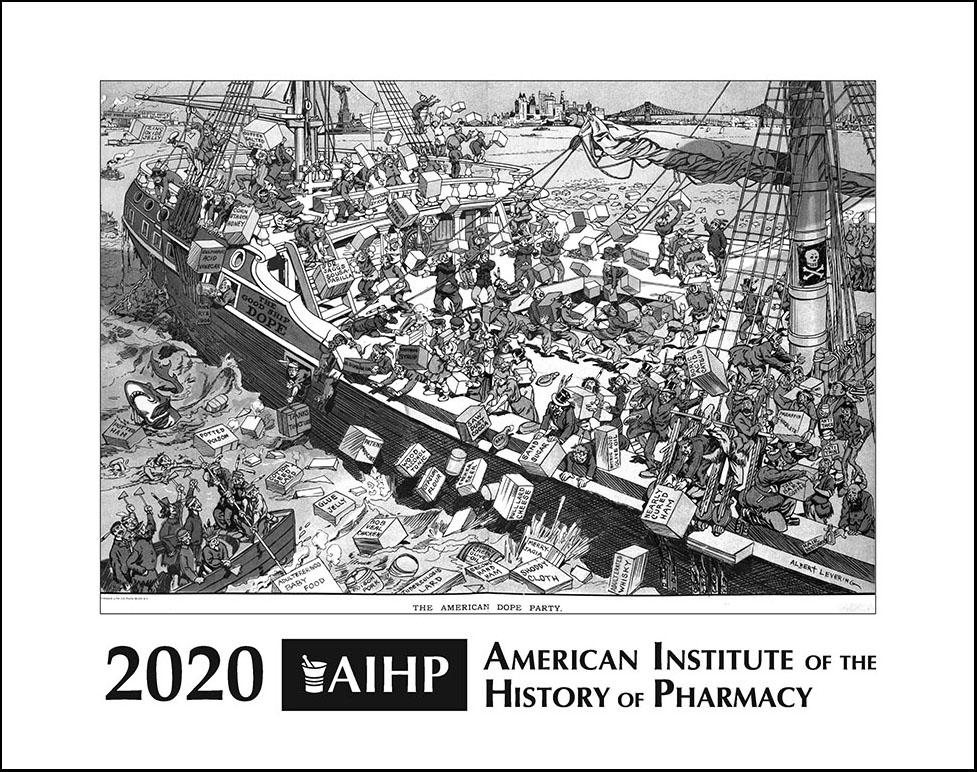 2020 AIHP Calendar Cover