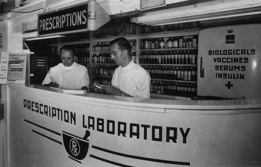 Prescription Pharmacy