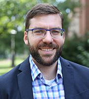 AIHP Editorial Board Member Ben Urick