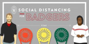 UW Madison Social Distancing