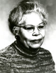 Author Ann Petry in 1984
