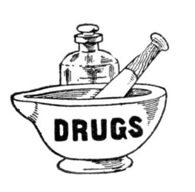 Drugs Rx Clip Art