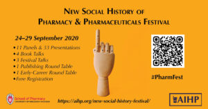 New Social History of Pharmacy & Pharmaceuticals
