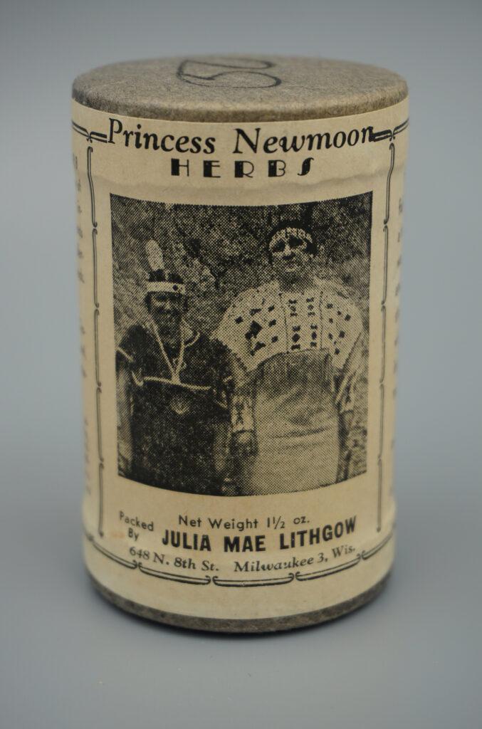 Princess Newmoon herbs jar