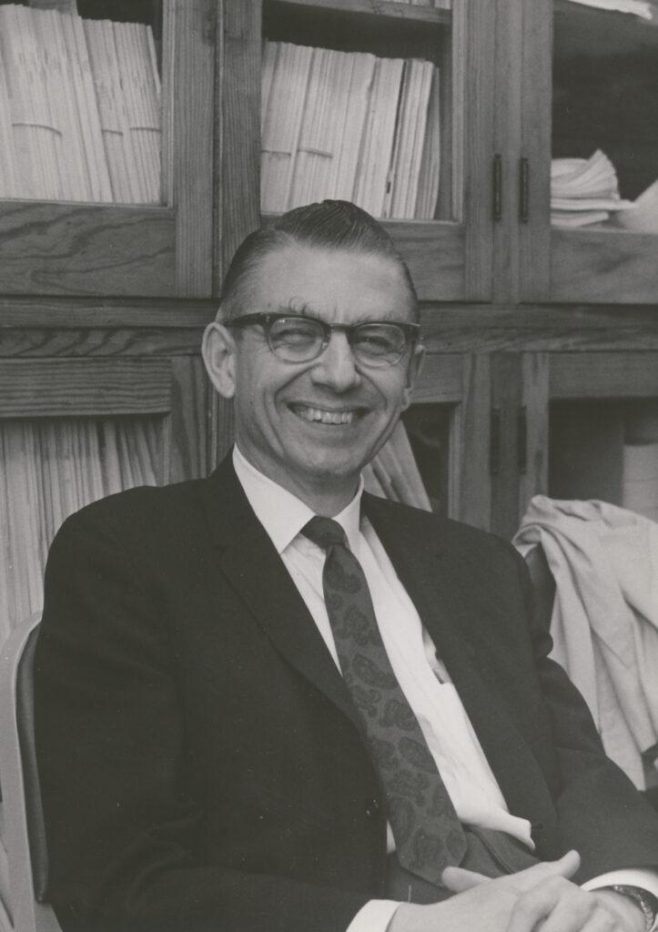 Glenn Sonnedecker in 1966