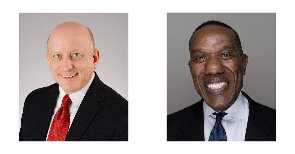 John Grabenstein + John Clark 2021 Election